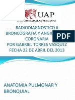 Radiodiagnostico II Expo Angio