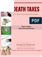 Death Taxes for New York State Residents