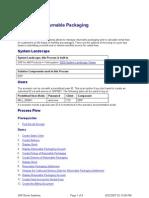 IDES MK Returnable Packaging