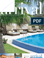 arrival - The Luxury Holiday Magazine from Sovereign Luxury Travel
