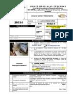 Trabajo de Costos y Presupuestos - Jorge Ruiz