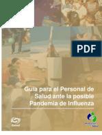 Guia Personal Salud Virus Pandemia