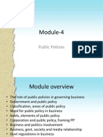 Bgs Module-4 Ps