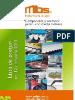 Lista Pret 2013 Book v13[1]