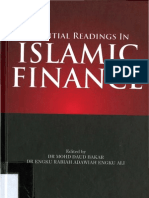 Essential Readings in Islamic Finance
