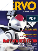Servo Magazine 03 2005