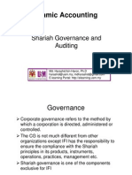 Lecture Shariah CG and Auditing - Copy