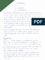 Resolución Química Opción A Selectividad Madrid Junio 2013