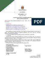 HOTĂRÎRE Nr. 338 cu privire la aprobarea catalogului mijloacelor fixe si activelor nemateriale