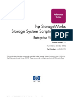 Storage System Scripting Utility AA-RU5HC-TE-V31