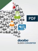Docebo | Convertitore PPT, PPTX, PDF e ODP per creare Corsi Online
