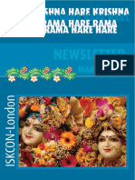 ISKCON London (UK)-2009.03-March Newsletter