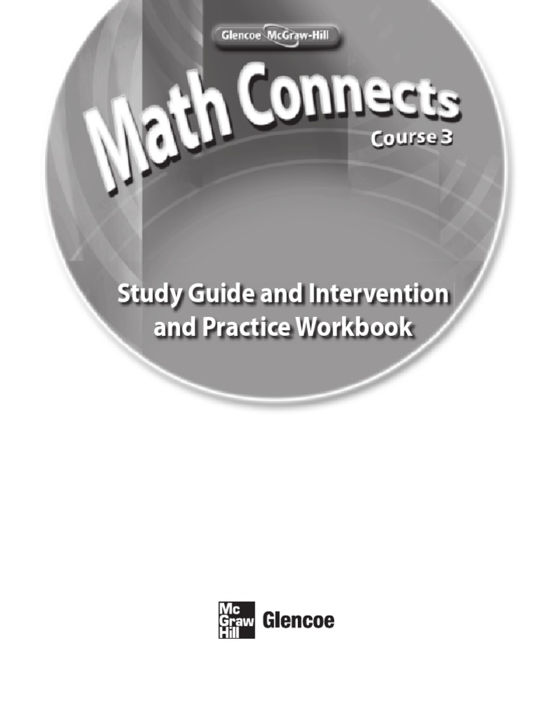 worksheet Mcgraw Hill Math Worksheets glencoe math practice good