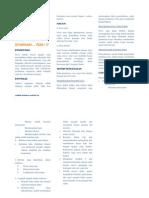 Leaflet Nyeri