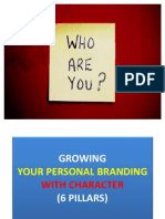 Growing Your Personal Branding