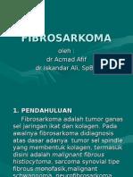 Soft Tissue Tumor Fibrosarkoma