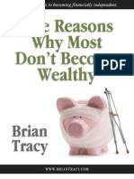 5 Reasons Why People Dont Become Wealthy
