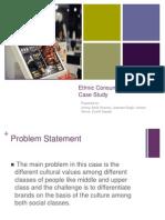 Ethnic Consumer Consulting_Case Study