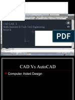 Creating a Command in AutoCAD With C# | Auto Cad | Microsoft Visual