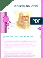 Leonardo Da Vinci.ejercicio 6