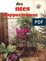 Guide Des Plantes d'Appartement.