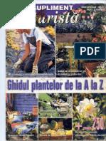 Dictionar Plante - Supliment medicina naturista