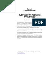 Cuentas X Cobrar e Inventarios