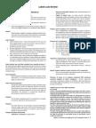 Summary - Atty Alcantara Labor Review