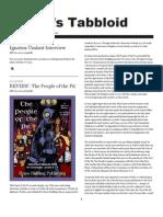 Rogue Games Tabbloid -- April 29, 2009 Edition