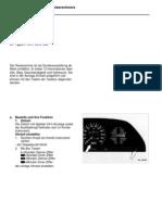 0415 - Funktion Des Reiserechners a. Typen 107, 124, 126; B