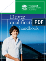Driver Qualification Handbook NSW