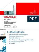 MySQL DBA Certification Tutorial, Part 1 Presentation 1.pdf