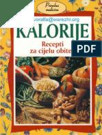 Prirodna Medicina - Kalorije