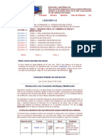 Lecciones Gratuitas de CAD - Lección 1-2 - Comandos Básicos para Dibujo y Modificación - AutoCAD 2007