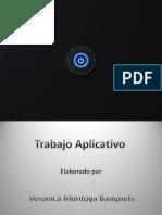 Trabajo de Aplicación