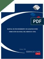 Manual de Procedimiento de COmpras