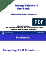 Briefing SBP 7 July 2012