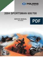 Polaris Atv Service Manual Repair 1985-1995 All Models