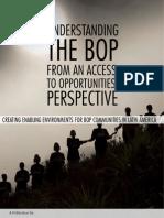 Understanding the BOP From Opportunities