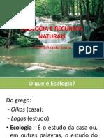 Ecologia e Recursos Naturais