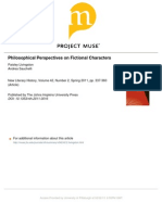 42.2.Livingston - Philosophical Perspectives on Fictional Characters