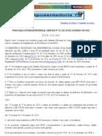 Portaria Interministerial Mps_mf 15_2013