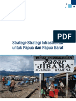Strategi-Strategi Infrastruktur Untuk Papua Dan Papua Barat