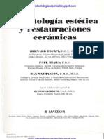 Touati Bernard - Odontologia Estetica Y Restauraciones Ceramicas
