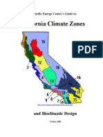 California Climate Zones 01-16