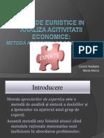 Bazele analizei economice