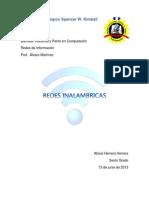 Redes Inalámbricas_Abisai Herrera