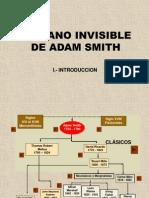 La Mano Invisible. Exposicion