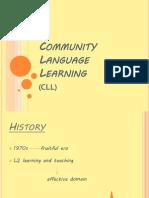 Community Language Learning Method PP