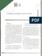 Princípios de Economia - cap 4